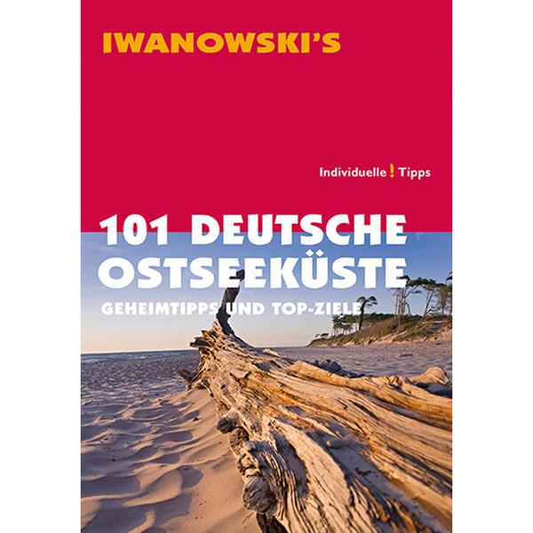 Iwanowski 101 Deutsche Ostseeküste