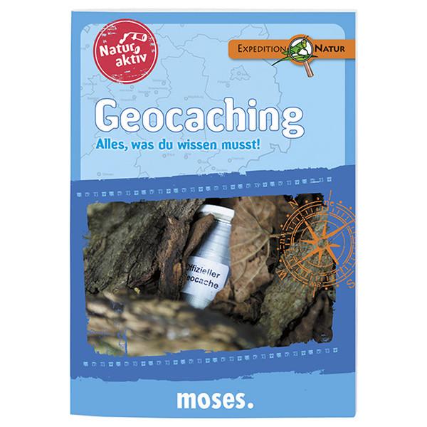 Natur aktiv: Geocaching Kinder