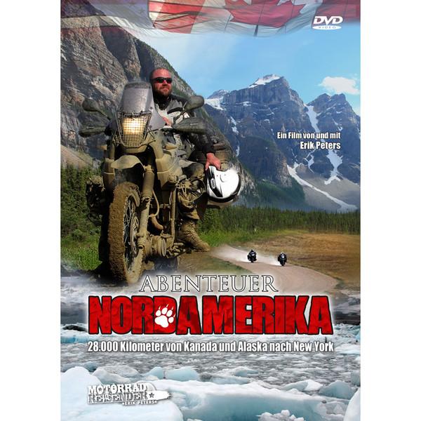 ABENTEUER NORDAMERIKA ALASKA - NEW YORK