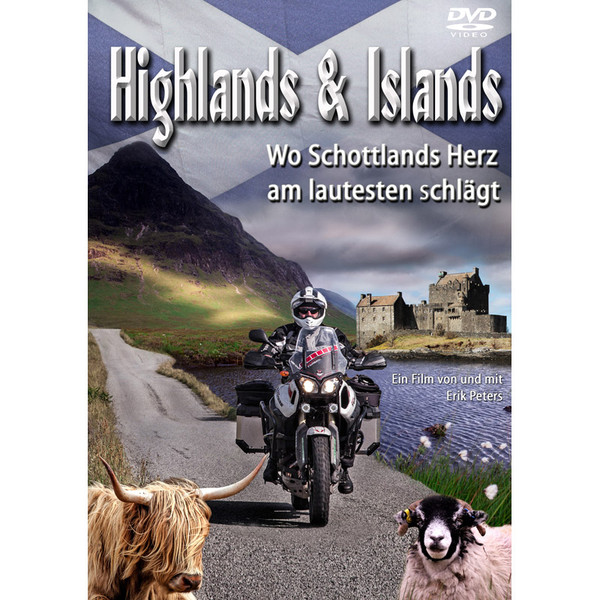 Highlands & Islands DVD