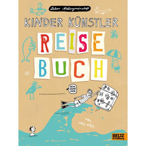 Kinder Künstler Reisebuch Kinder