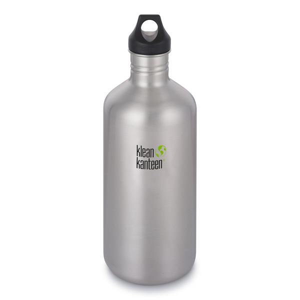 Klean Kanteen 1900ML/64OZ KANTEEN CLASSIC (LOOP CAP)-BS - Trinkflasche