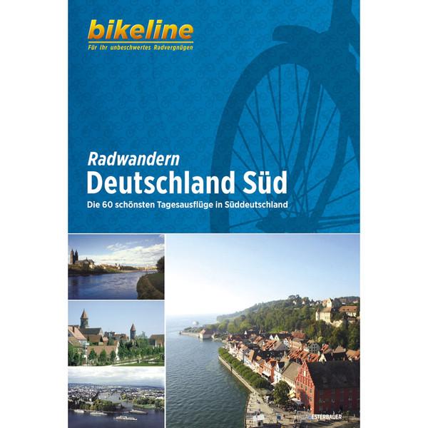 Bikeline Tourenbuch Deutschland Süd