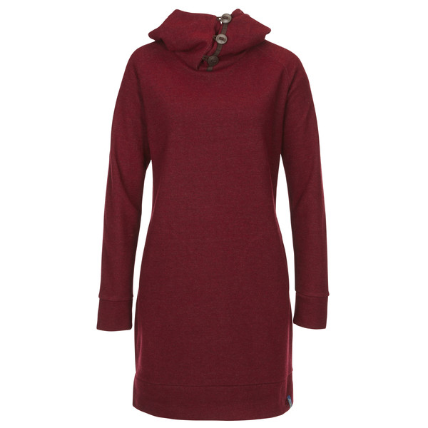 Pori Hooded Dress