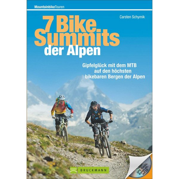 7 Bike-Summits der Alpen