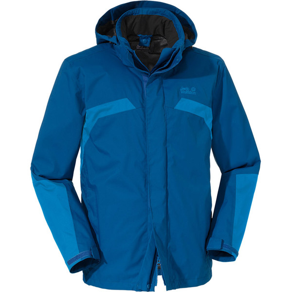 Jack Wolfskin Topaz II Jacket Männer - Regenjacke