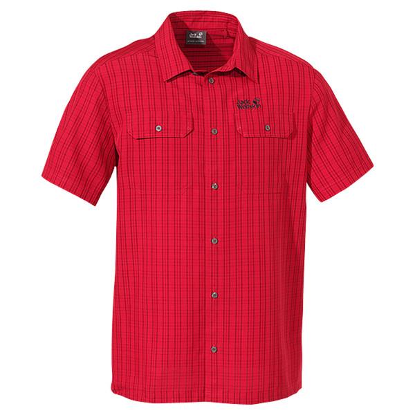 Jack Wolfskin Thompson Shirt Männer - Outdoor Hemd