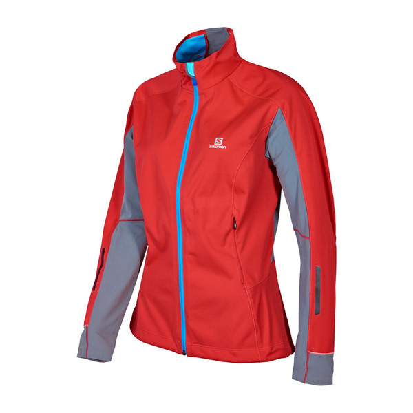 Salomon Equipe Softshell Jacket Frauen - Softshelljacke
