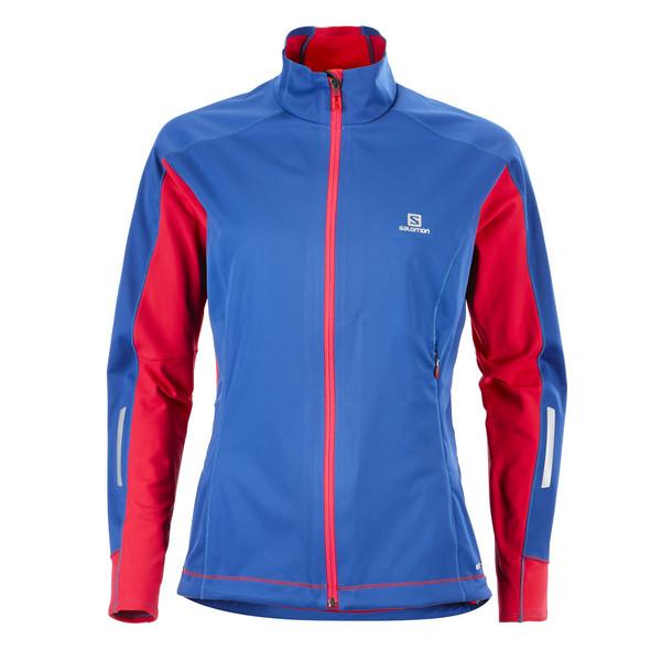 Salomon Equipe Softshell Jacket Frauen - Softshelljacke