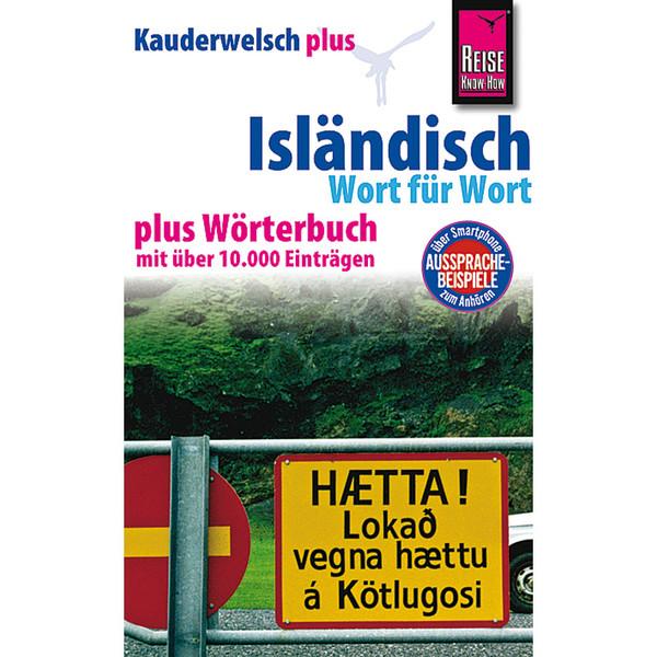 RKH Kauderwelsch plus Isländisch