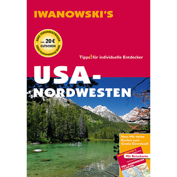 Iwanowski USA Nordwesten