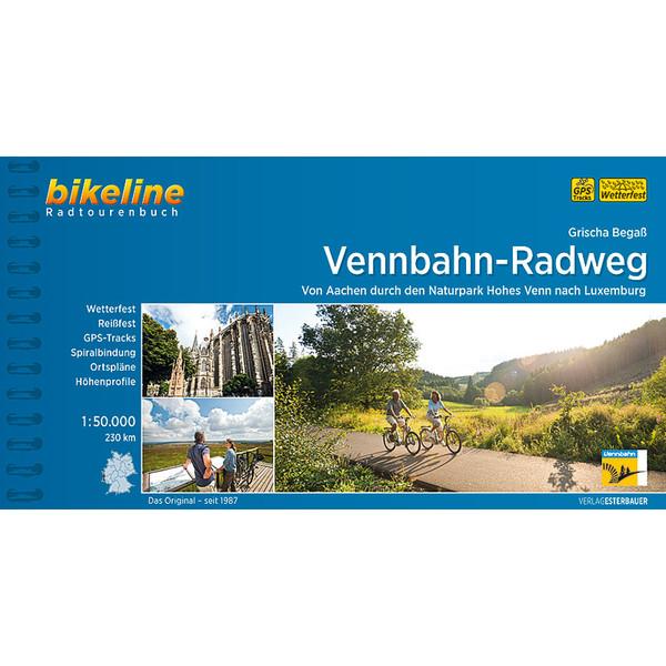 Bikeline Vennbahn-Radweg
