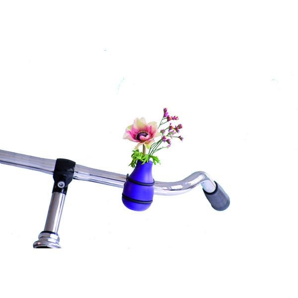 Frieda, Fahrradvase-violett