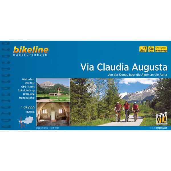 Bikeline Via Claudia Augusta