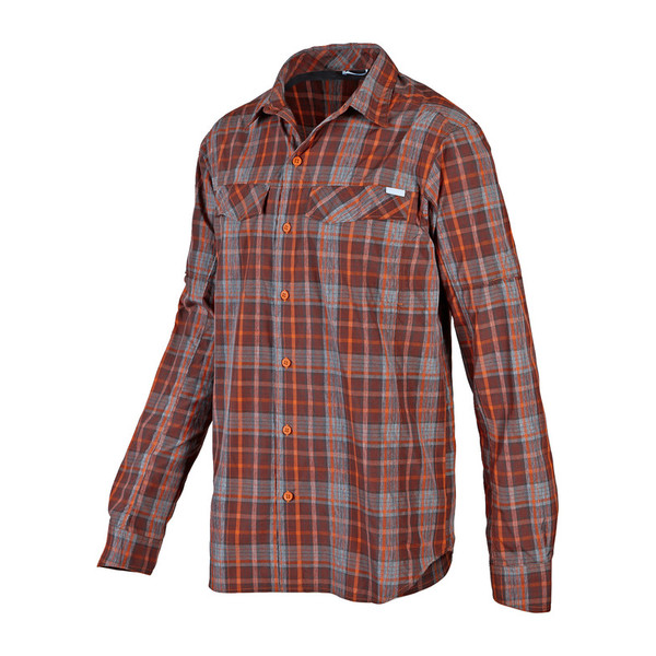 Silver Ridge Plaid L/S Shirt