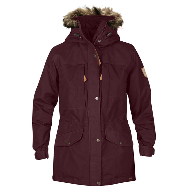 Fjällräven SINGI WINTER JACKET W. Frauen - Winterjacke