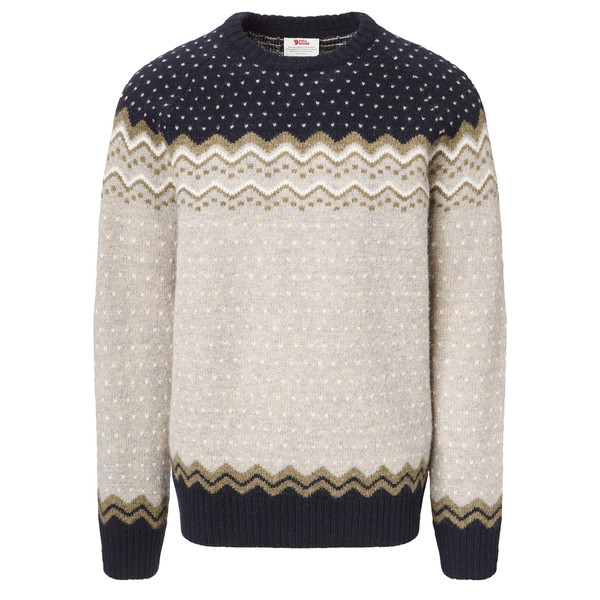Fjällräven Övik Knit Sweater Männer - Wollpullover