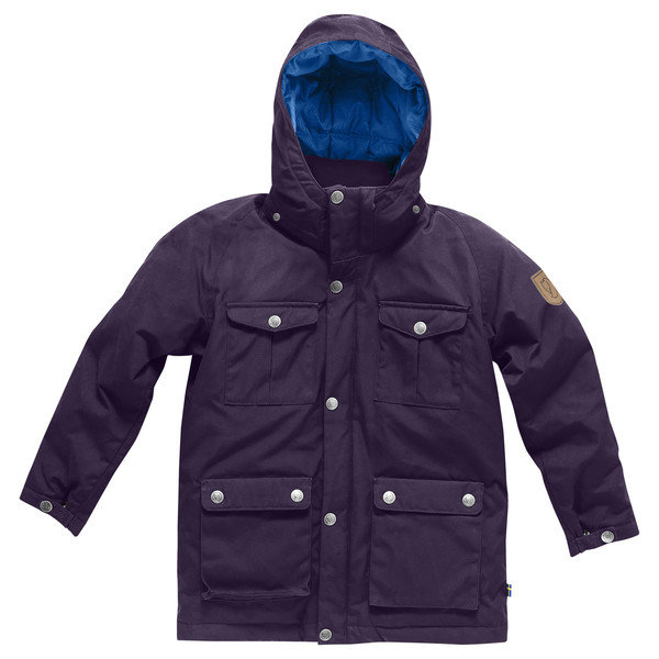 Fjällräven KIDS GREENLAND DOWN PARKA Kinder - Winterjacke