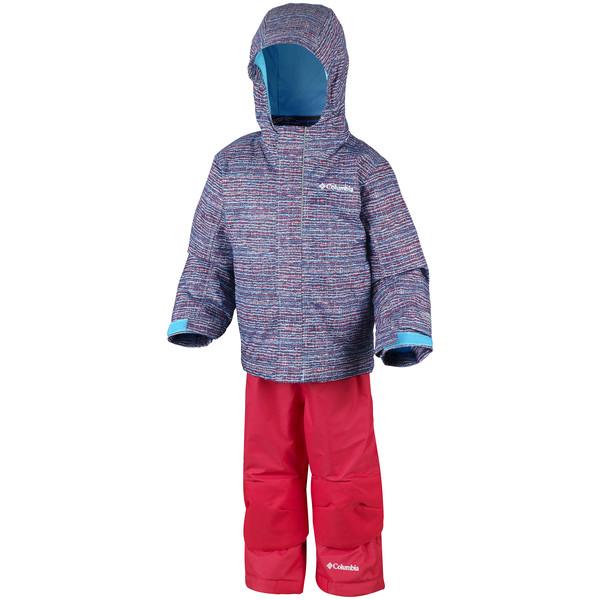Columbia Buga Set Kinder - Winterjacke