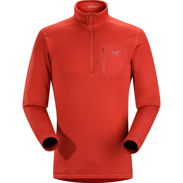 Arc'teryx Rho AR Zip Neck Männer
