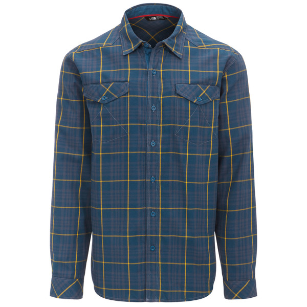 The North Face L/S LODGE SHIRT Männer - Outdoor Hemd