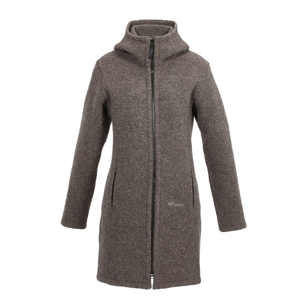 Mufflon Rika Coat W300 Frauen - Wolljacke
