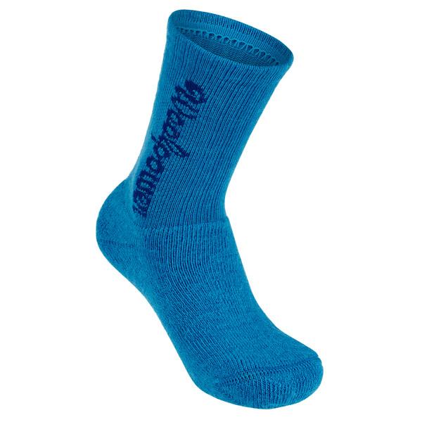 Woolpower Socks 400 Logo Kinder - Freizeitsocken