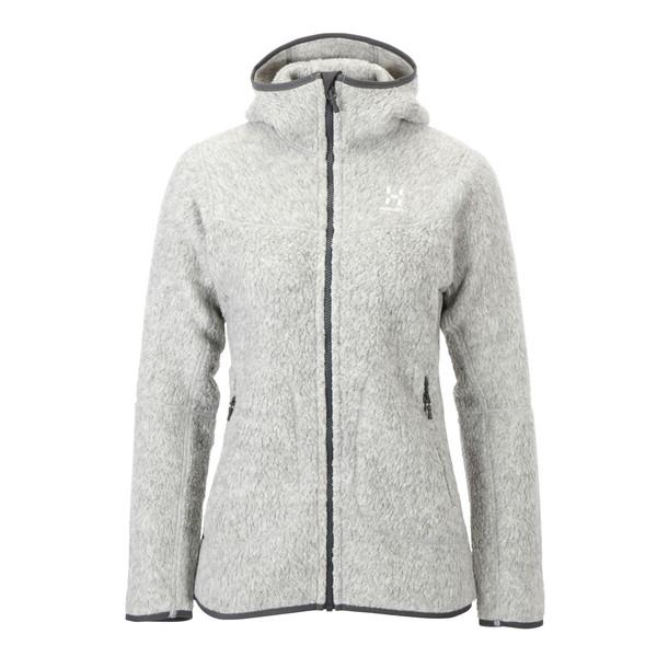 Haglöfs Pile Hood Jacket Frauen - Fleecejacke