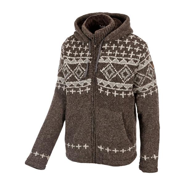 Sherpa Kirtipur Sweater Männer - Wolljacke