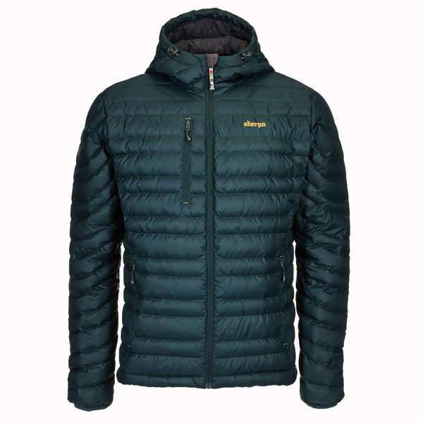Nangpala Hooded Down Jacket