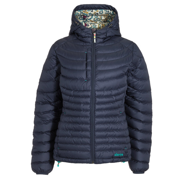 Sherpa Nangpala Hooded Down Jacket Frauen