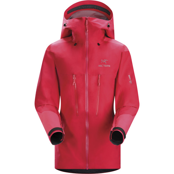 Arc'teryx Alpha AR Jacket Frauen - Regenjacke