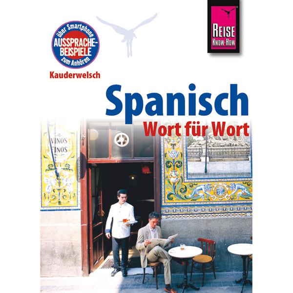 RKH Kauderwelsch Spanisch