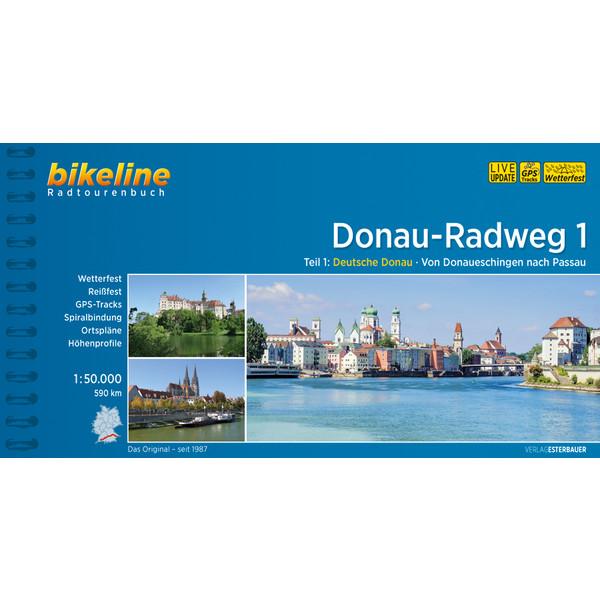 Bikeline Donau Radweg 1