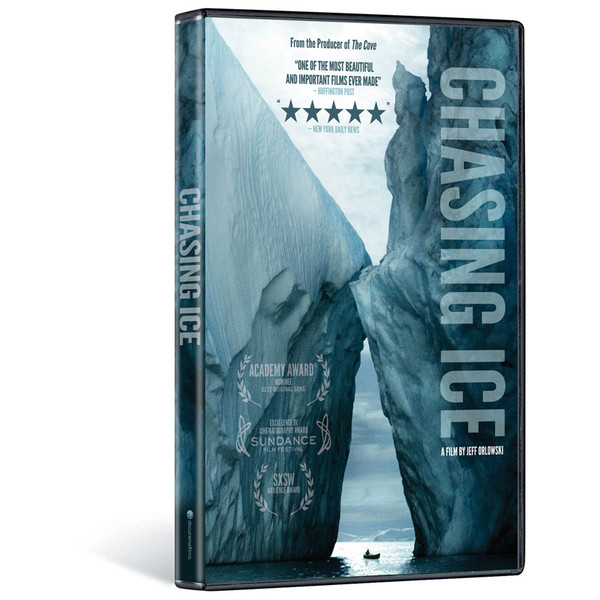Chasing Ice DVD