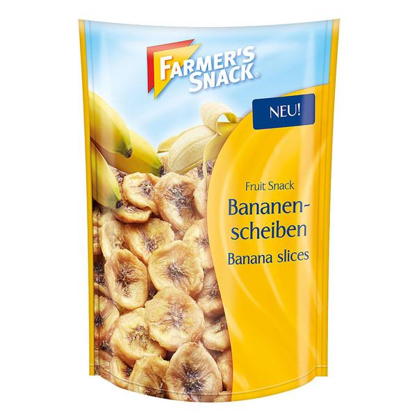 Bananenscheiben