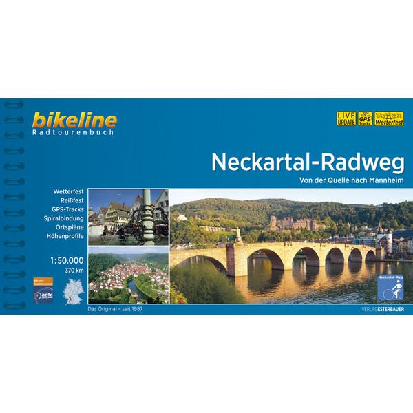 Bikeline Neckar Radweg