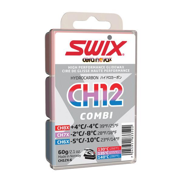 CH 12X CombiPack Gleitwachs 60g