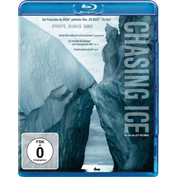 Chasing Ice BluRay