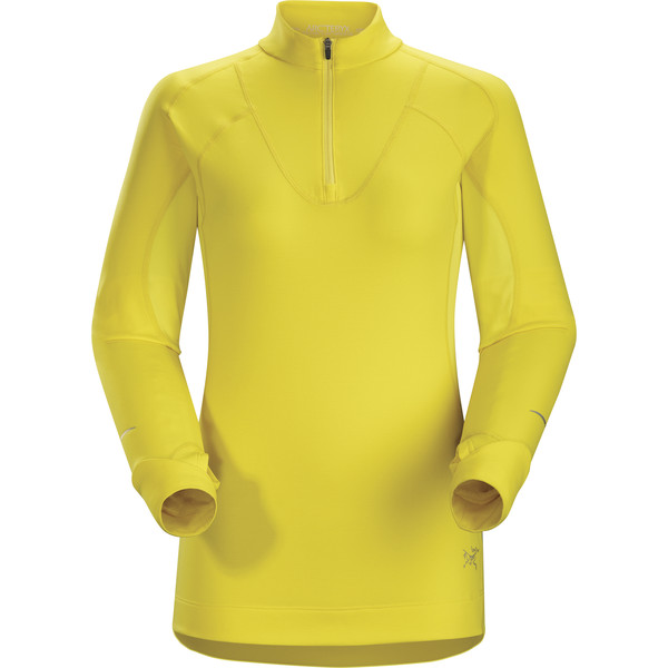 Arc'teryx Cyclic Zip Neck Frauen - Fleecepullover