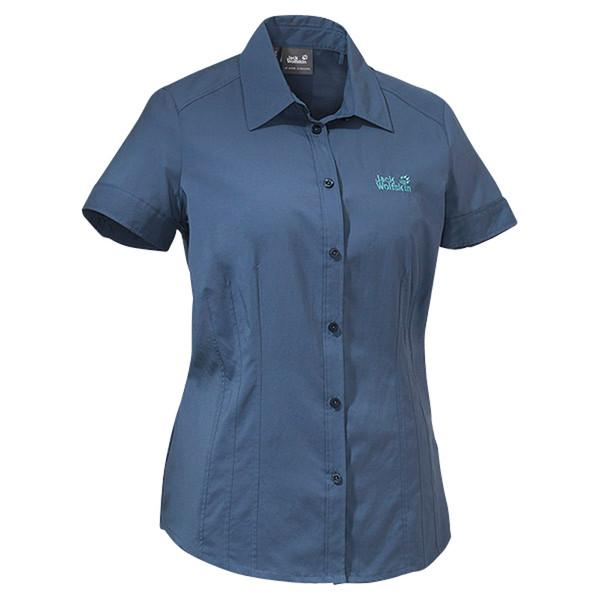 Jack Wolfskin Track Shirt Frauen - Outdoor Bluse