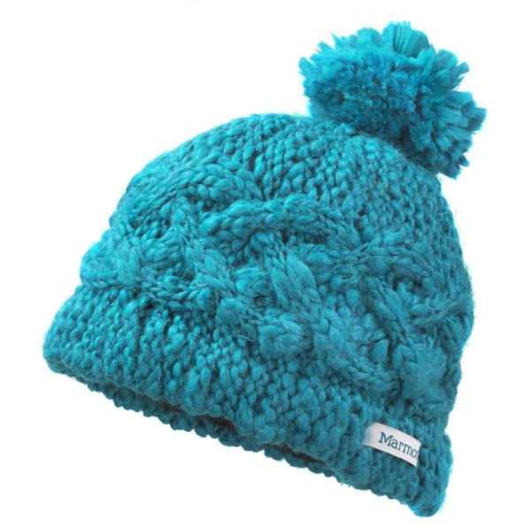 Chunky Pom Hat