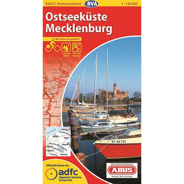 ADFC 03 Ostseeküste/Mecklenburg