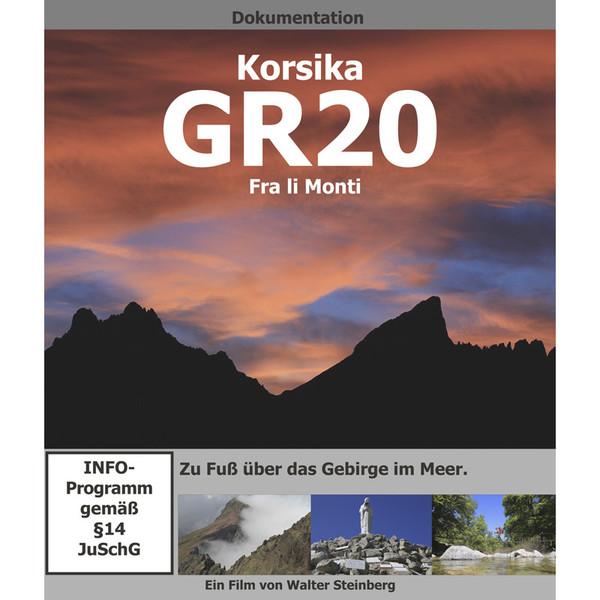 Korsika: GR20 - Fra li Monti BluRay