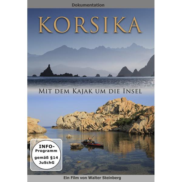 Korsika: Mit dem Kajak um die Insel DVD
