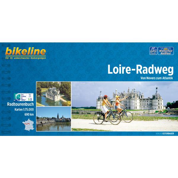 BIKELINE LOIRE-RADWEG - Radwanderführer