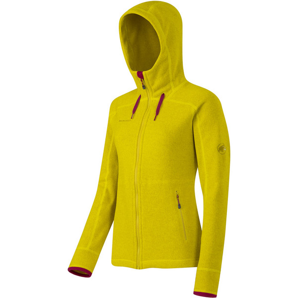 Mammut Arctic Hooded Midlayer Jacket Frauen - Fleecejacke