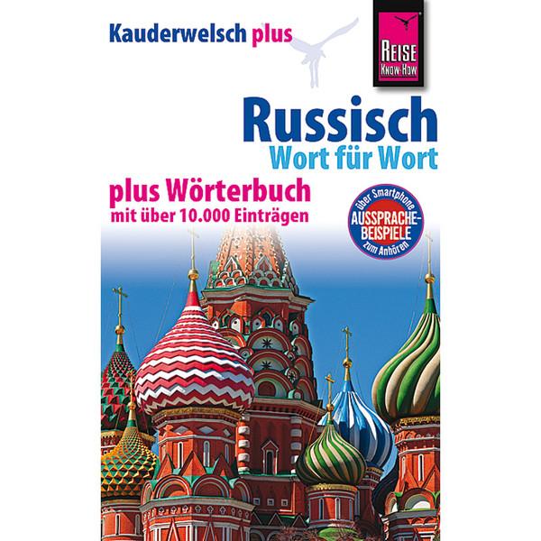 RKH KAUDERWELSCH PLUS RUSSISCH - Sprachführer