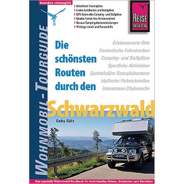 RKH WOHNMOBIL-TOURGUIDE SCHWARZWALD - Reiseführer