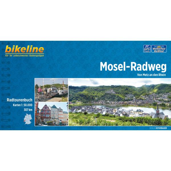 BIKELINE MOSEL-RADWEG - Radwanderführer